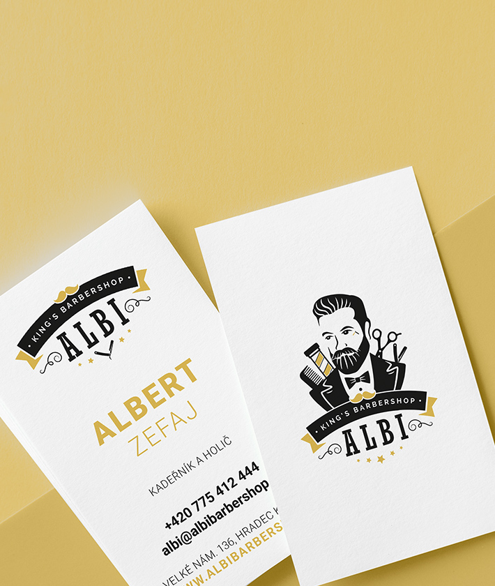 Albi king's barbershop